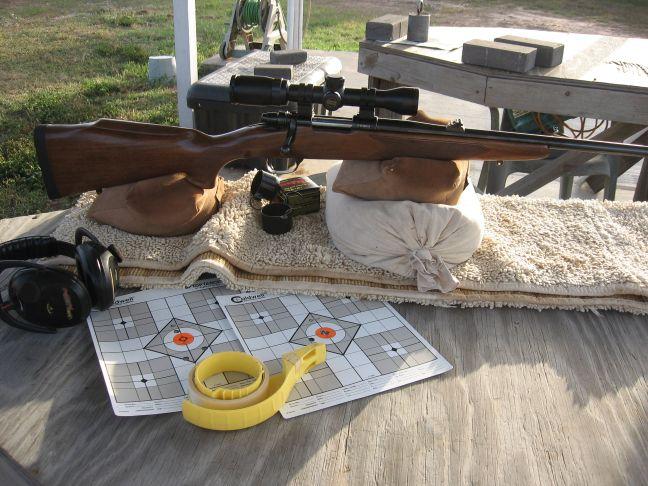 Optic for CZ 527 Carbine in 7 62x39? | Optics | Texas