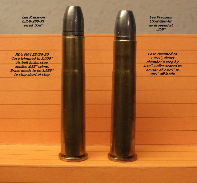 M94 35/30-30 Scout - Shooters Forum