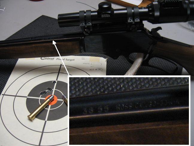 Rossi Rifleman • View topic - Rio Grande 375 Winchester