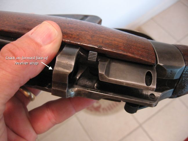 SMLE No  5 Crack, Need Advice - Shooters Forum