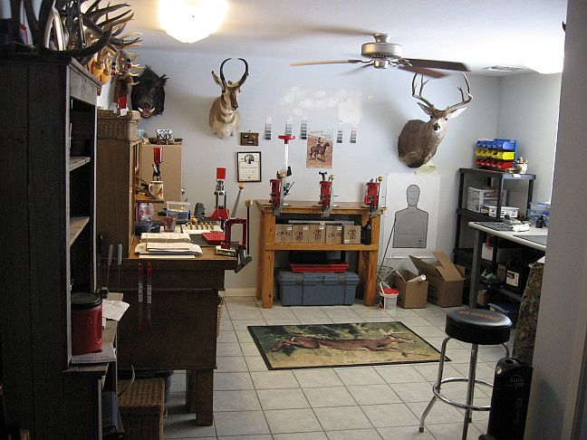 Reloading Room Design